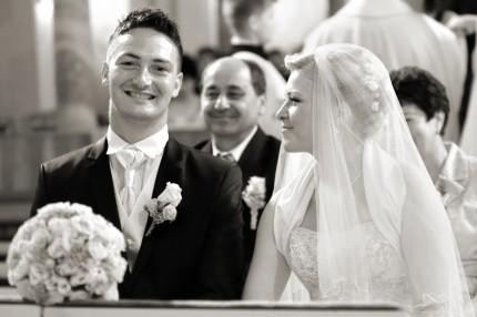 Maja és Pali már férj és feleségként