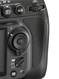 Nikon D700 egronómia