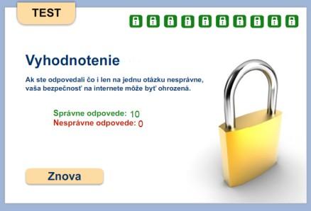 Tatra Banka - online biztonság teszt