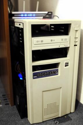 Most ez a szerver (és főállásban a saját számítógépem).